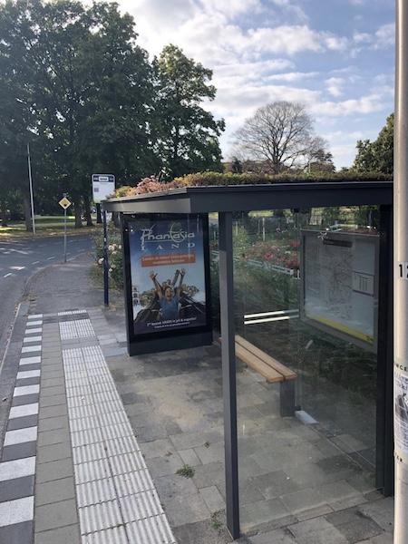Pontos de ônibus em Utrecht