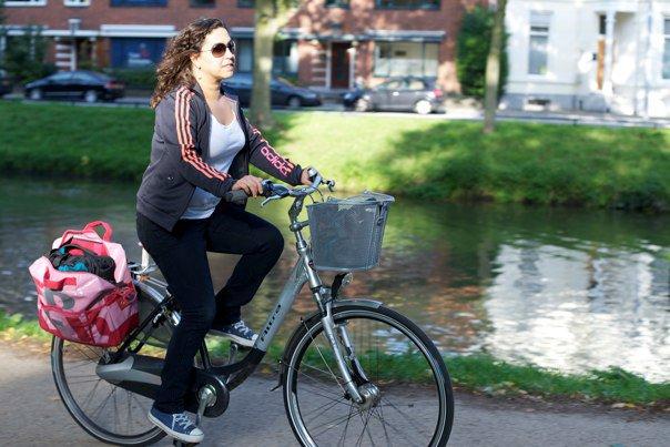 Primavera -bicicleta - Holanda