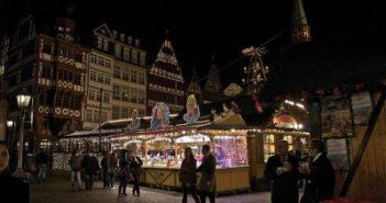 Mercado de Natal - Frankfurt