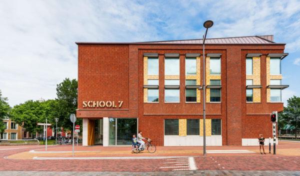 a melhor biblioteca do munda na Holanda - School7 den helder