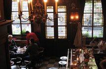 Het Smalle - café amsterdam, Holanda