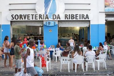 Sorveteria da Ribeira  - Salvador - Bahia