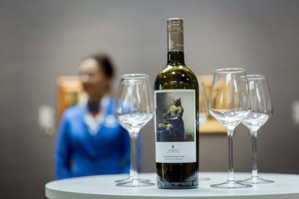 KLM traz os mestres do Rijksmuseum para os vinhos servidos na World Business Class Natascha Libbert