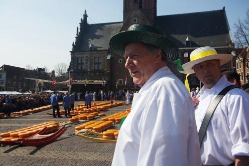 Feira de Queijos na Holanda - Alkmaar © Ron Beenen - Bailandesa.nl