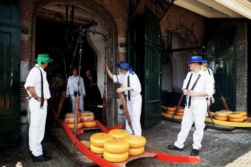 Feira de Queijos na Holanda -Alkmaar © Ron Beenen - Bailandesa.nl