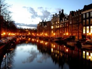Amsterdam noite