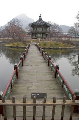 Gyeongbokgung - Palácio Real de Seul - Coreia