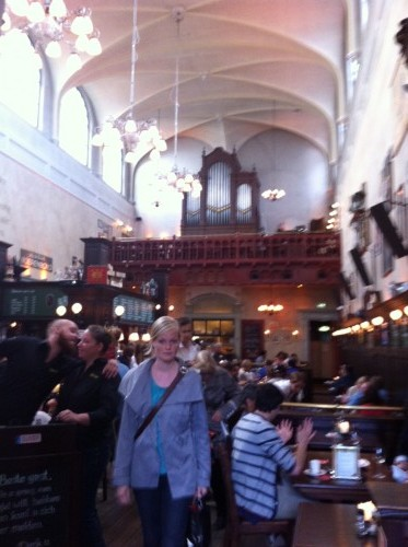 CAfé Olivier - Utrecht - Cafés Holanda - Bailadnesa.nl
