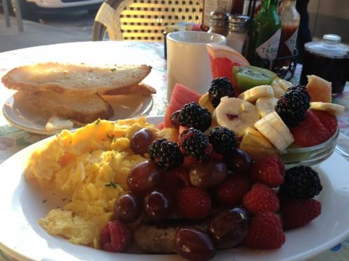 Onde comer em São Francisco _ Hollywood Café - ©Bailandesa.nl