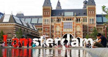 rijksmuseum - holanda- Amsterdam - Museu