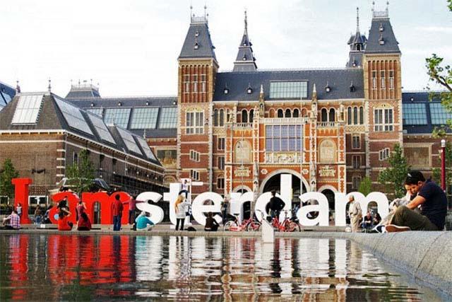 Rijksmuseum  O Museu Nacional Reabre Em Amsterdam