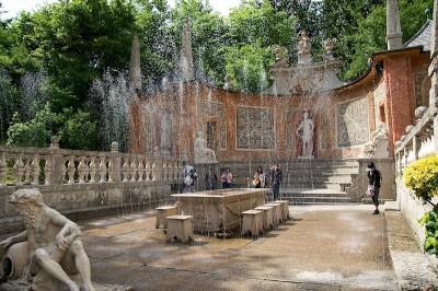 Salzburg - Palácio Hellburn