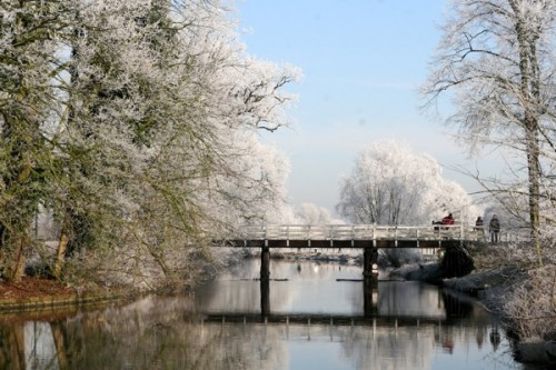 Inverno na Holanda ©Bailandesa.nl
