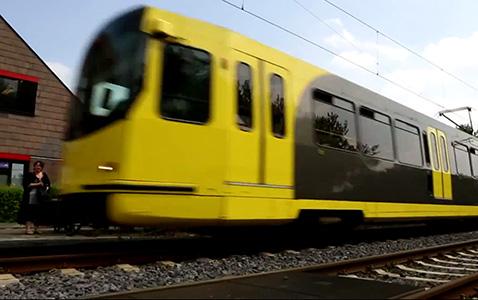 Transporte Público na Holanda ©Bailandesa