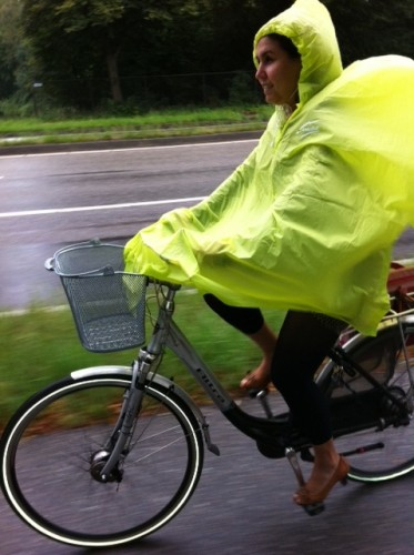 Bicicleta Chuva _ Holanda ©Bailandesa.nl