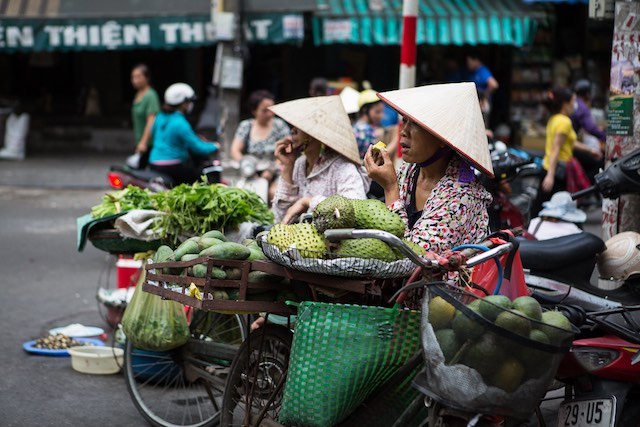 Feir em Hanói, Vietnã (c) Bailandesa.nl