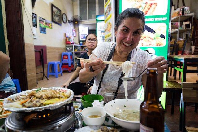 Bia Hoi em Hanói, Vietnã (c) Bailandesa.nl