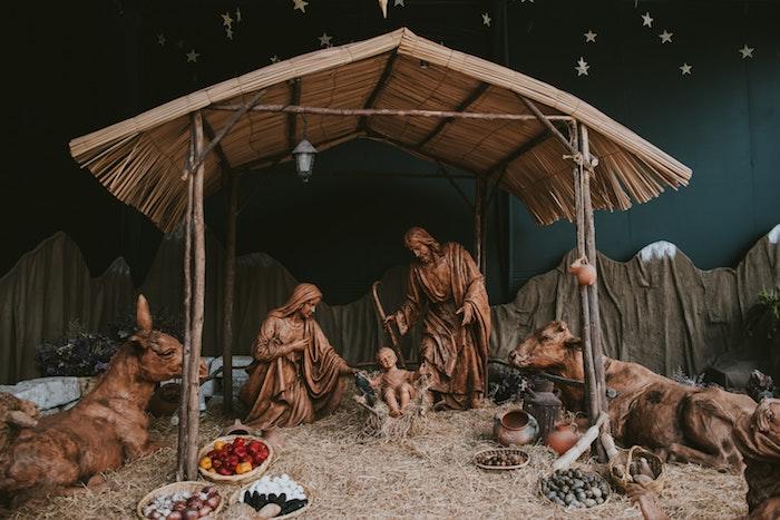 Presépio - artigo: Como o Corona me aproximou do verdadeira Natal