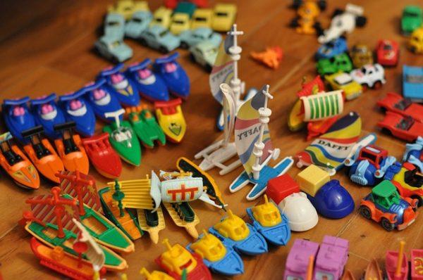Sinterklaas - brinquedos